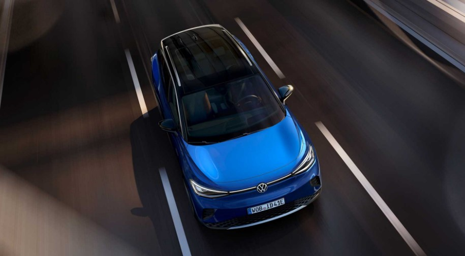 2021 Volkswagen ID.4 Electric SUV Review, Price, Specs ...