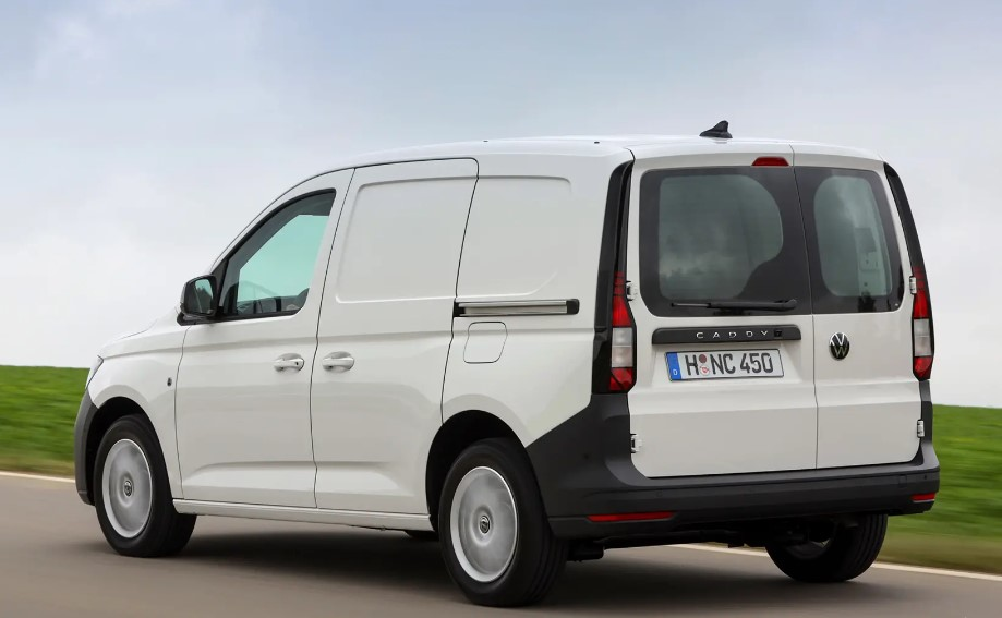 2022 VW Caddy Cargo Maxi Colors, Release Date, Interior ...