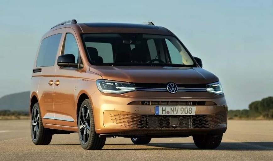2022 VW Caddy Maxi Life Colors, Release Date, Interior ...